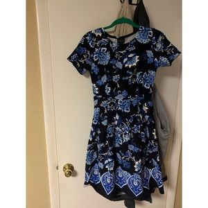 Enfocus Studio fit and flare dress size 4
